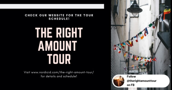 Nordic ID the right amount tour solutions schedule roadshow
